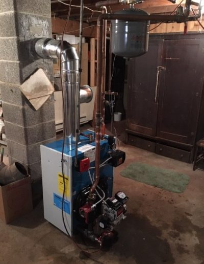 Fuel Oil Boiler